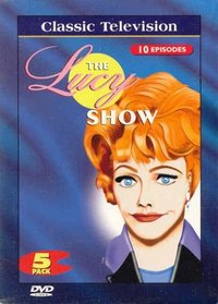 Classic TV: The Lucy Show (5pc)