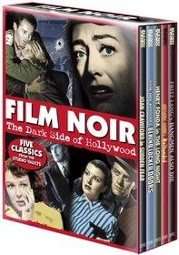Film Noir - The Dark Side of Hollywood (Sudden Fear / The Long Night / Hangmen Also Die / Railroaded / Behind Locked Doors)