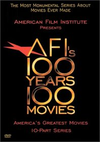 AFI's 100 Years, 100 Movies: American Film Institute (Complete Edition)