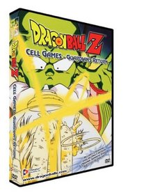 Dragon Ball Z - Cell Games - Guardian's Return