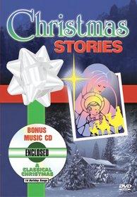 "Christmas Stories with Bonus CD ""A Classical Christmas"""