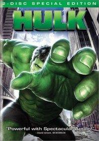 Hulk (2 Disc Full Screen Special Edition)