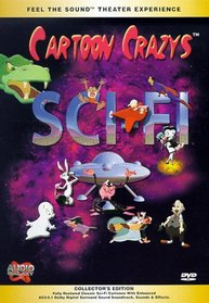 Cartoon Crazy's: Sci Fi (Science Fiction)