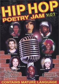 Hip Hop Poetry Jam, Vol. 1