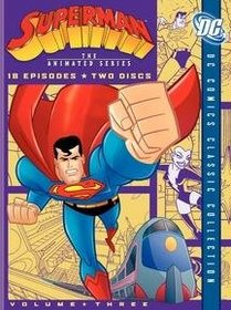 Superman - The Animated Series, Volume Three (DC Comics Classic Collection)