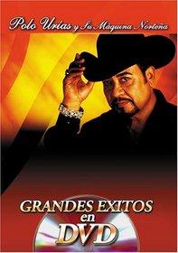Polo Urias y Su Maquina Nortena: Grandes Exitos En DVD