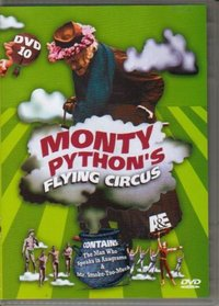 Monty Python's Flying Circus - Disc 10