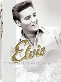 Elvis Presley MGM Movie Legends Collection (Clambake / Frankie and Johnny / Follow That Dream / Kid Galahad)