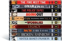 Docurama Film Festival I (Aging Out/ Broken Rainbow/ Doing Time - Life Inside The Big House/ The Fire Next Time/ Full Frame Documentary Shorts Collection: Vol. 4/ Legacy/ Omar & Pete/ The Police Tapes/ Sister Rose¿s Passion/ The Wobblies)