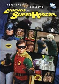 Legends Of The Super Heroes