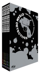 Steam Detectives THP Complete Collection