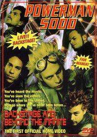 Powerman 5000 - Backstage & Beyond the Infinite