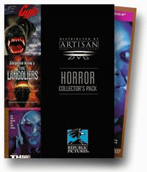 Horror Collector's Pack (Cujo/The Langoliers/Thinner)