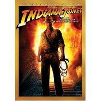 Indiana Jones and the Kingdom of the Crystal Skull (2-Disc Widescreen Special Edition w/Limited Edition Packaging and 80 Page Behind-The-Scenes Photo Book) (2008) (DVD)