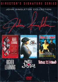 The John Singleton Collection (Boyz N the Hood, Poetic Justice, Higher Learning)