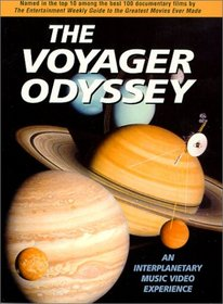 The Voyager Odyssey: An Interplanetary Music Video Experience