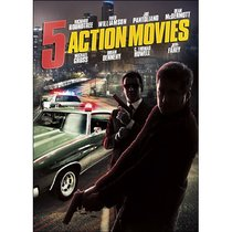 5 Action Movies: One Down Two to Go / The Spy Killer / Ed McBain's 87th Precinct: Ice / A Father's Revenge / The Sweeper