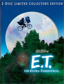 E.T. - The Extra-Terrestrial (2-Disc Widescreen Limited Collector's Edition)
