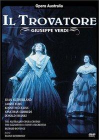 Verdi - Il Trovatore / Bonynge, Sutherland, Elms, Collins, Opera Australia
