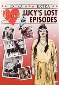 The Lucy Show - Lucy's Lost Episodes on DVD