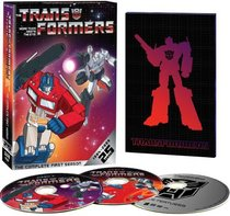 Transformers: The Complete First Season (25th Anniversary Edition)