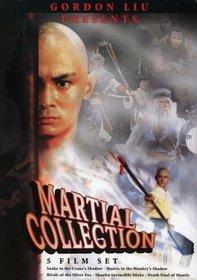 Gordon Liu Presents: Martial Collection