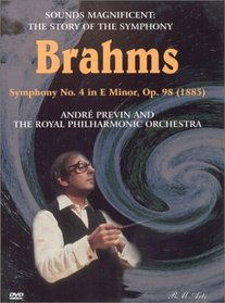 Sounds Magnificent (The Story of the Symphony) - Brahms Symphony No. 4 / Previn, RPO