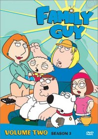 Family Guy, Vol. 2 (Season 3)