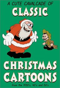 A Cute Cavalcade of Classic Christmas Cartoons