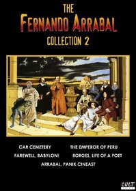 Fernando Arrabal Collection 2 (Limited to 2,000 copies) (3pc) (Ws Ltd Sub)