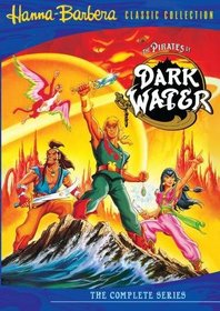 Pirates Of Dark Water: The Complete Series (4 DVD Set)