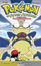 Pokemon - The Johto Journeys - Azalea Adventures (Vol. 47)