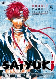 Saiyuki - Double Barrel Collection (Vol. 3)