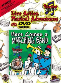 Tune Buddies - Here Comes A Marching Band