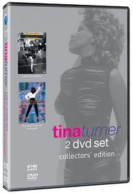 Tina Turner: Live In Amsterdam/One Last Time (2 DVD Set)