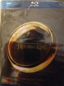 The Lord of the Rings: The Return of the King Extended Edition 2-disc Set
