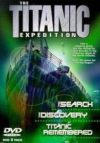 Titanic Expedition 1-3 (3pc)