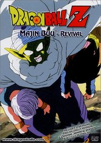 Dragon Ball Z - Majin Buu - Revival