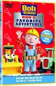 Bob the Builder - Bob's Favorite Adventures