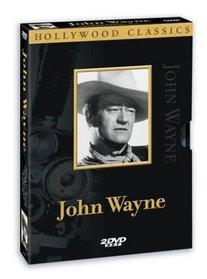 John Wayne: Angel and the Badman/John Wayne on Film/The Star Packer/Blue Steel
