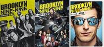 Brooklyn Nine-Nine Seasons 1-3