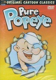 Original Cartoon Classics: Pure Popeye