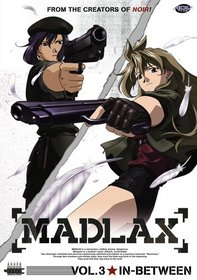 Madlax - The In-Between (Vol. 3)