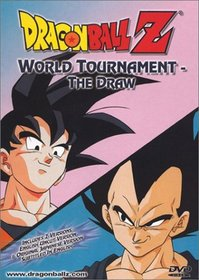 Dragon Ball Z - World Tournament - Draw