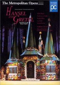 Humperdinck - Hansel and Gretel / Fulton, Metropolitan Opera