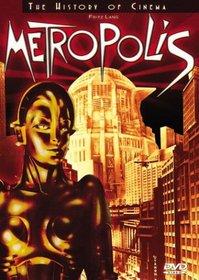 Metropolis (Silent) (B&W)