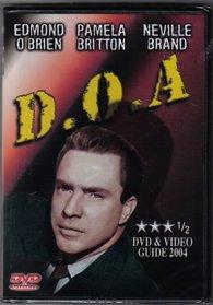 D.O.A. (EDMOND O'BRIEN) - DVD