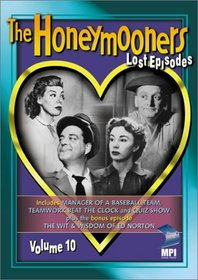 The Honeymooners - The Lost Episodes, Vol. 10