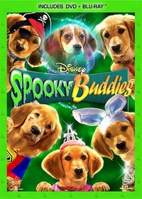 Spooky Buddies (Two-Disc Blu-ray / DVD Combo in DVD Packaging)