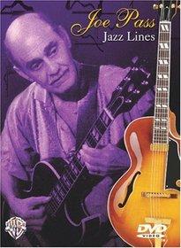 Joe Pass Jazz Lines